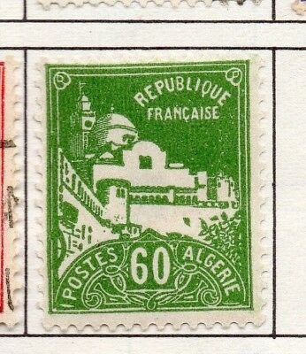 Algeria 1926 Early Issue Fine Mint Hinged 60c. 170475