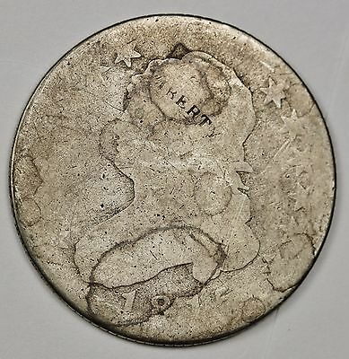 1815 Bust Quarter.  Circulated.  108877