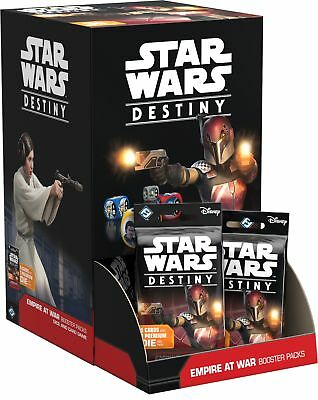 Fantasy Flight Games Star Wars Destiny: Empire at War Booster Box (36 Packs)