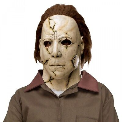 Michael Myers Mask Child Costume Kids Halloween Halloween