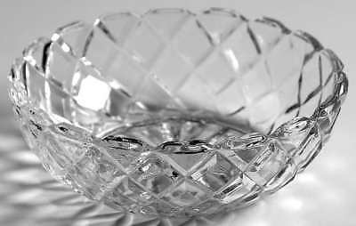 Anchor Hocking WATERFORD CLEAR Fruit Dessert Bowl 6721