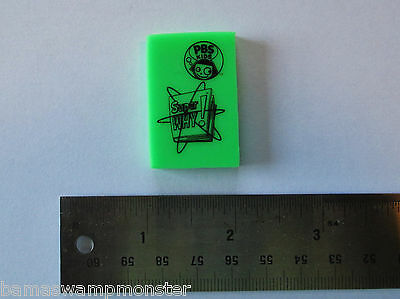 PBS Kids Super Why! Promotional Eraser