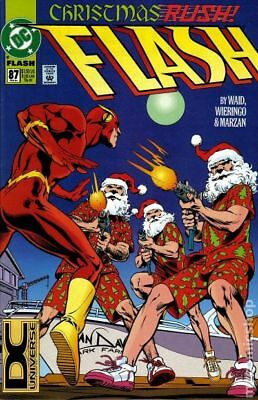 Flash (1987 2nd Series) #87 VF