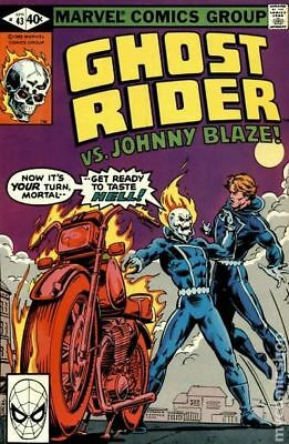 Ghost Rider (1973 1st Series) #43 FN