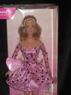 1999 WITH LOVE Barbie Doll Target Special Edition #38003 NRFB
