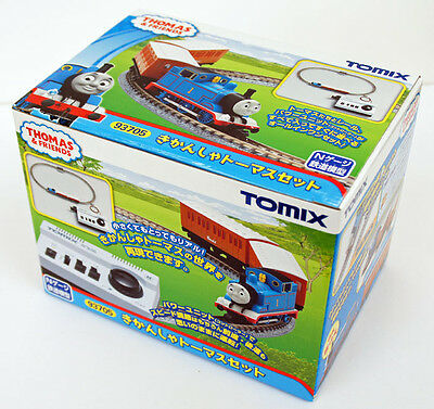 Tomix 93705 Thomas Tank Engine & Friends Thomas Starter Set (N scale)