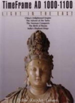 Time-Life Historical Book AD 1000-1100 - Light in the East HC NM