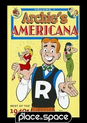 Archie Americana Vol 01 Best Of The 40S (Idw) - Hardcover