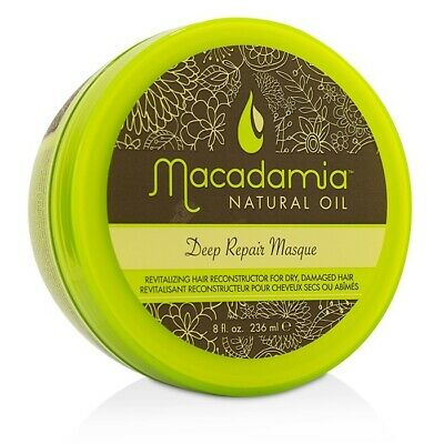 Macadamia Natural Oil Deep Repair Masque (For Dry, Damaged Hair) 236ml Hair Mask