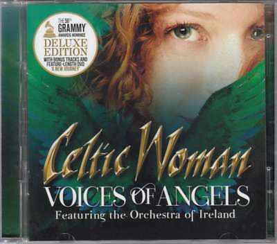 Celtic Woman - Voices Of Angels NEW CD + DVD