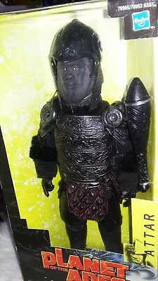 Planet Of The Apes Attar Guerrilla  Doll Action Figure New Nrfb 2001