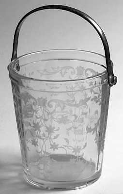 Fostoria NAVARRE CLEAR Ice Bucket With Detachable Handle 5769205