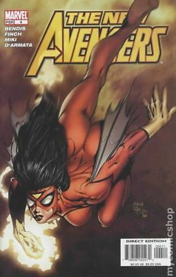 New Avengers (2005 1st Series) #4A NM
