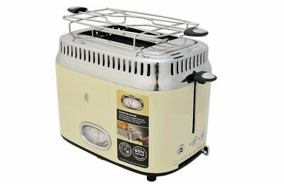 Russell Hobbs 21682-56 Retro VintageCream Toaster