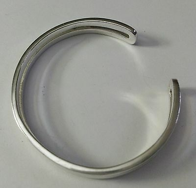 Sterling Cuff Bracelet, 21.1 grams