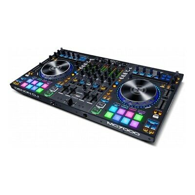 Denon MC7000 inkl. Serato DJ, Video-, Flip- und Pitch´n Time-Plugin | MC-7000