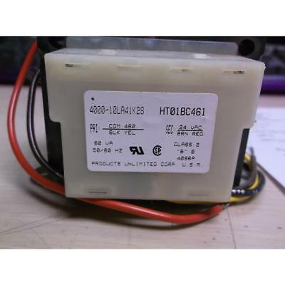 Carrier 4000-10La41K28/ht01Bc461 Transformer 460 Volt Primary/24 Volt Secondary