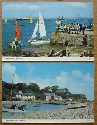 Red Wharf Bay, Anglesey and Regatta Day, Holyhead