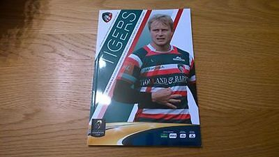 2016-17 Leicester Tigers v Racing 92 - European Champions Cup