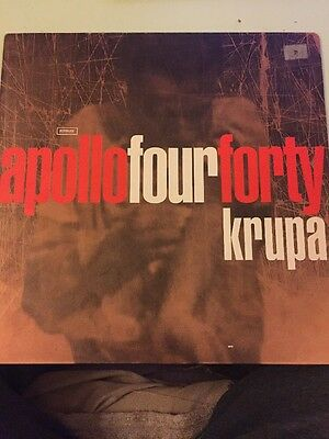 "Apollo Four Forty - Krupa, SSXT5, 12"" Vinyl"