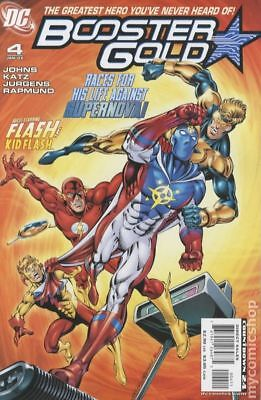 Booster Gold (2007 DC 2nd Series) #4 VF