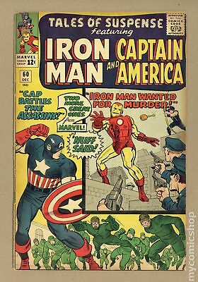 Tales of Suspense (1959) #60 GD+ 2.5
