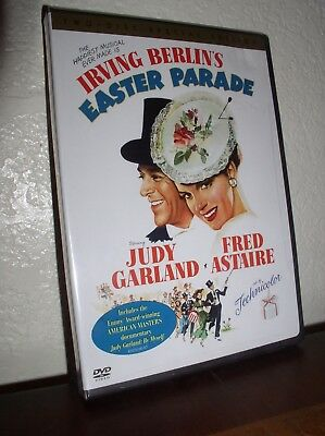 Easter Parade starring Judy Garland & Fred Astaire (DVD, 2005, 2-Disc Set,NEW)