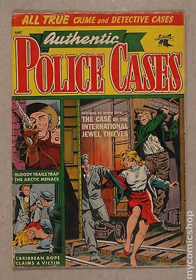 Authentic Police Cases (1948) #34 GD 2.0