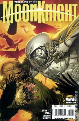 Vengeance of Moon Knight (2009) #5 VF 8.0