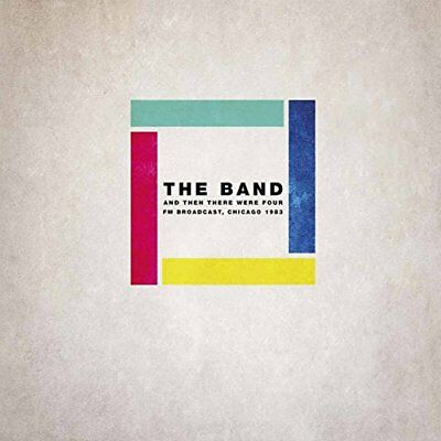 Band The - And Then There Were Four Vinyl Maxi (2)  NEW