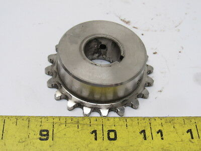 KANA SUS35B20 Stainless Steel Sprocket 20T #35 Chain 20mm Keyed Bore
