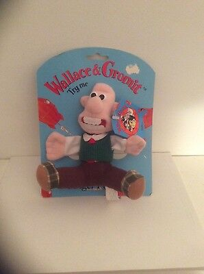 Wallace & Gromit. Wallace Puppet.full Bodied.