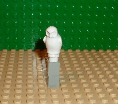LEGO - Animal - Owl, Rounded Features, WHITE x 1 (40232) A12