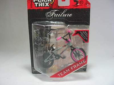 Finger Bike FLICK TRIX BMX Failure Team Frame