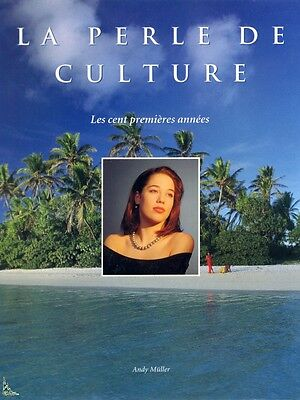 La perle de culture - Cultured pearls, French book