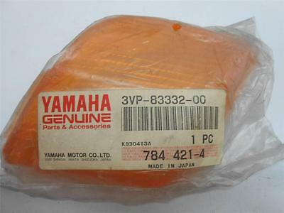 OEM Yamaha Scooter YA90 YA 90 Axis Turn Signal Lens PN 3VP-83332-00