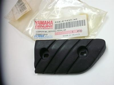 OEM Yamaha VP125 VP250 X-City 125/250 Rear Footrest Cover PN 5SE-F7433-A0