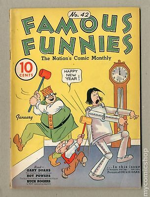 Famous Funnies (1934) #42 VG 4.0