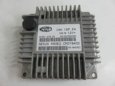 OEM Piaggio Gilera Nexus 500 Electronic Injection Device Part 584666 , CM078402