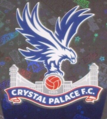 2017-18 Crystal Palace v Huddersfield Town League Cup 19.9.2017 + B&W teamsheet