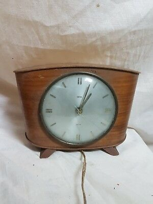 Vintage  Smiths Sectric Electric Clock - working