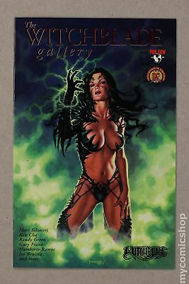 Witchblade Gallery (2000) #1DFRED NM- 9.2