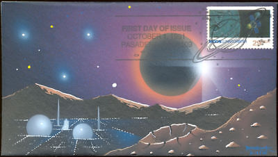 #2571 Space Exploration - Moon Beller FDC (34919912571001)