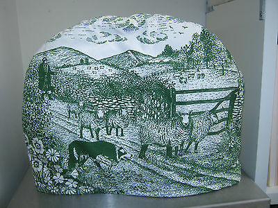 Sheppard With His Dog And Sheep Tea Cozy Ettrick Valley
