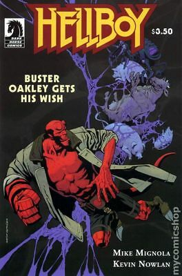 Hellboy Buster Oakley Gets His Wish (2011 Dark Horse) #0A VF 8.0