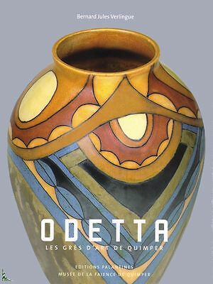 Odetta, Art-Deco sandstone from Quimper France