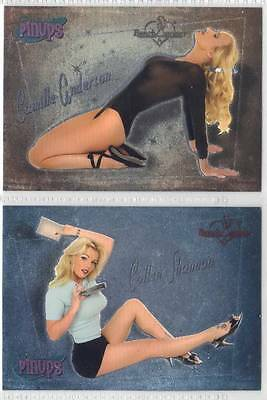 Colleen Shannon 2005 Benchwarmer Pinups #11