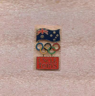 Noc Of Australia Olympic Official Pin #8