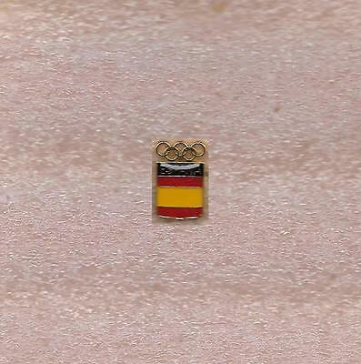 Noc Of Spain Olympic Official Pin