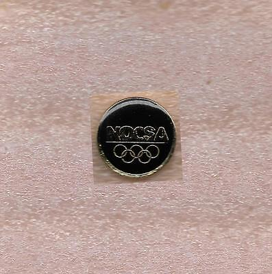 Noc Of South Africa Olympic Official Pin